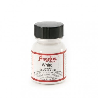 Angelus Acrylic Shoe Leather Paint