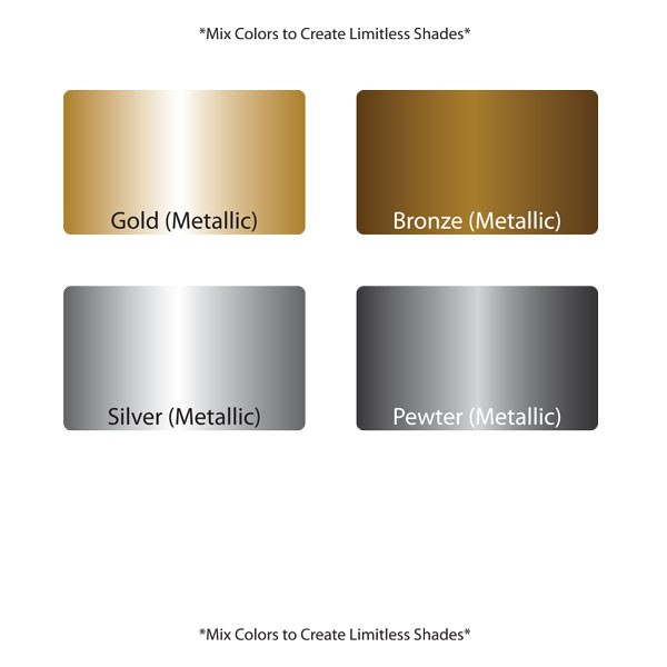 How To Make Gold Color Acrylic Paint Numberedtype