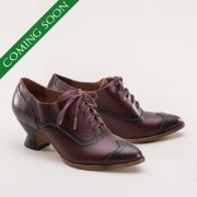 Londoner Edwardian Oxfords (Cherry)(1900-1925)