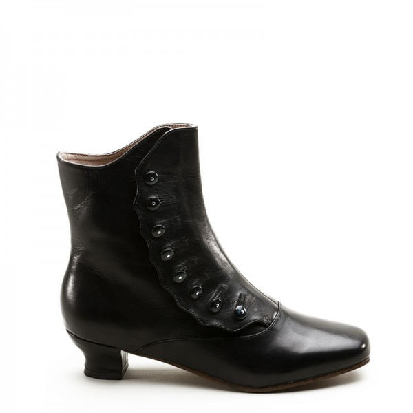 Ladies Victorian Boots & Shoes – Granny boots Renoir
