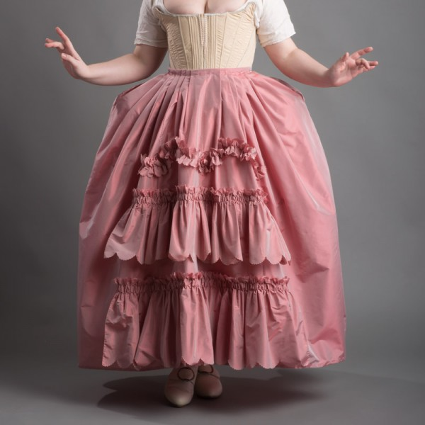 Robe A La Francaise: American Duchess : Simplicity 8578 18th C. Robe A La
