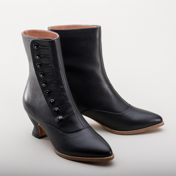 Edwardian Shoes & Boots | Titanic Shoes PRE-ORDER Tavistock